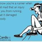 5 Non-Running Don'ts While Injured