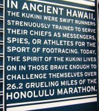 Run Hawaii Series 3: Honolulu Marathon