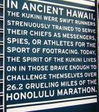 Run Hawaii Series 3: Honolulu Marathon