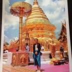 Wat Phra That Doi Suthep- Chiang Mai, Thailand